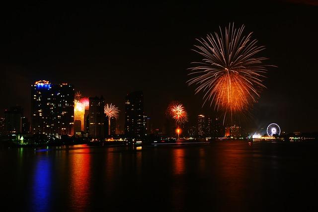 Enjoy New Year's Eve 2016 in Bangkok