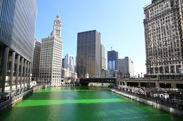 Visit Chicago in August