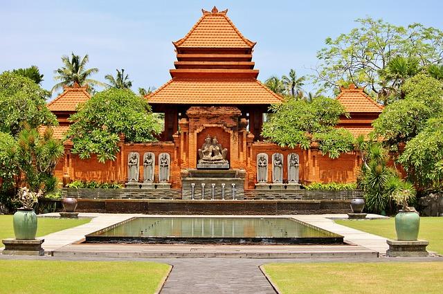 Visit Kuta, Bali in August