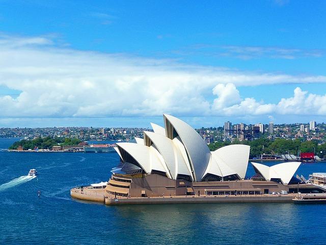 Visit Sydney in August