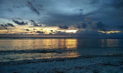 Gili Islands known as the turtle capital of the world. Gili Islands are a set of three small islets and they are Gili Trawangan, Gili Meno and Gili Air.