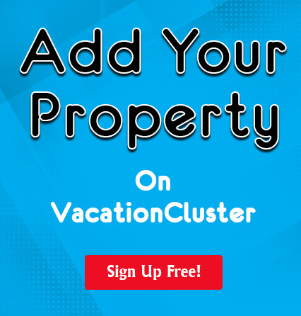 Add Your Property on VacationCluster