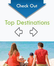 Family Enjoying Holidays on a Beach