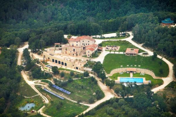 Villa ferraia