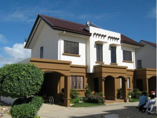 A new house at mactan island, cebu, philippines