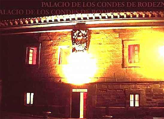 Palace of the counts of rodezno