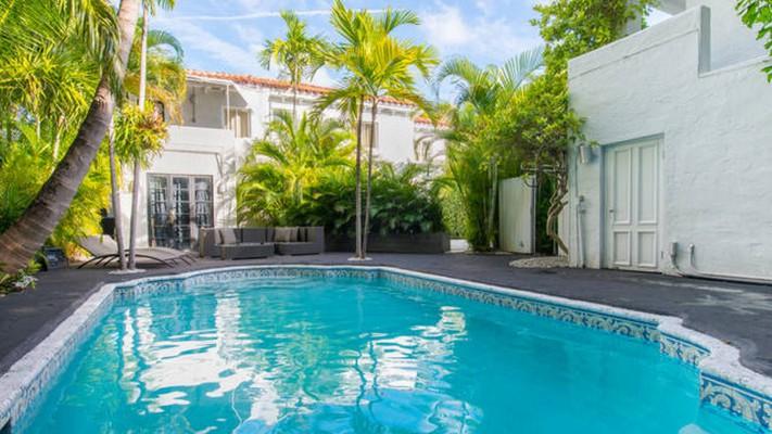 10 room art deco pool villa mansion estate
