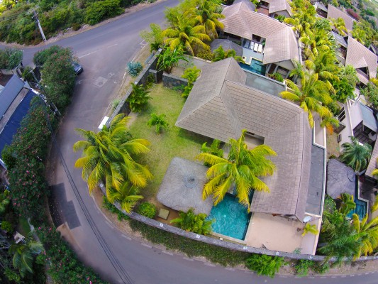 Relax in villa dodo - it's like heaven !