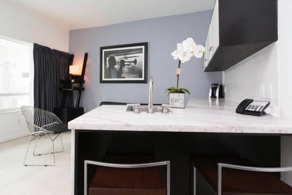 2 room modern sanctuary suite