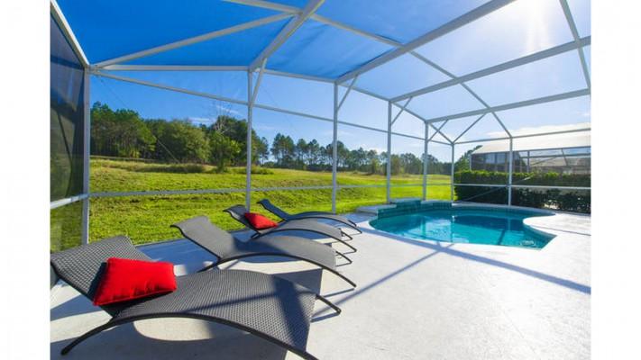 7 room disney golf resort villa free greenfees & tennis, spa (disney estate)