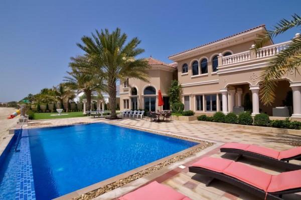 Luxury jemeirah villa