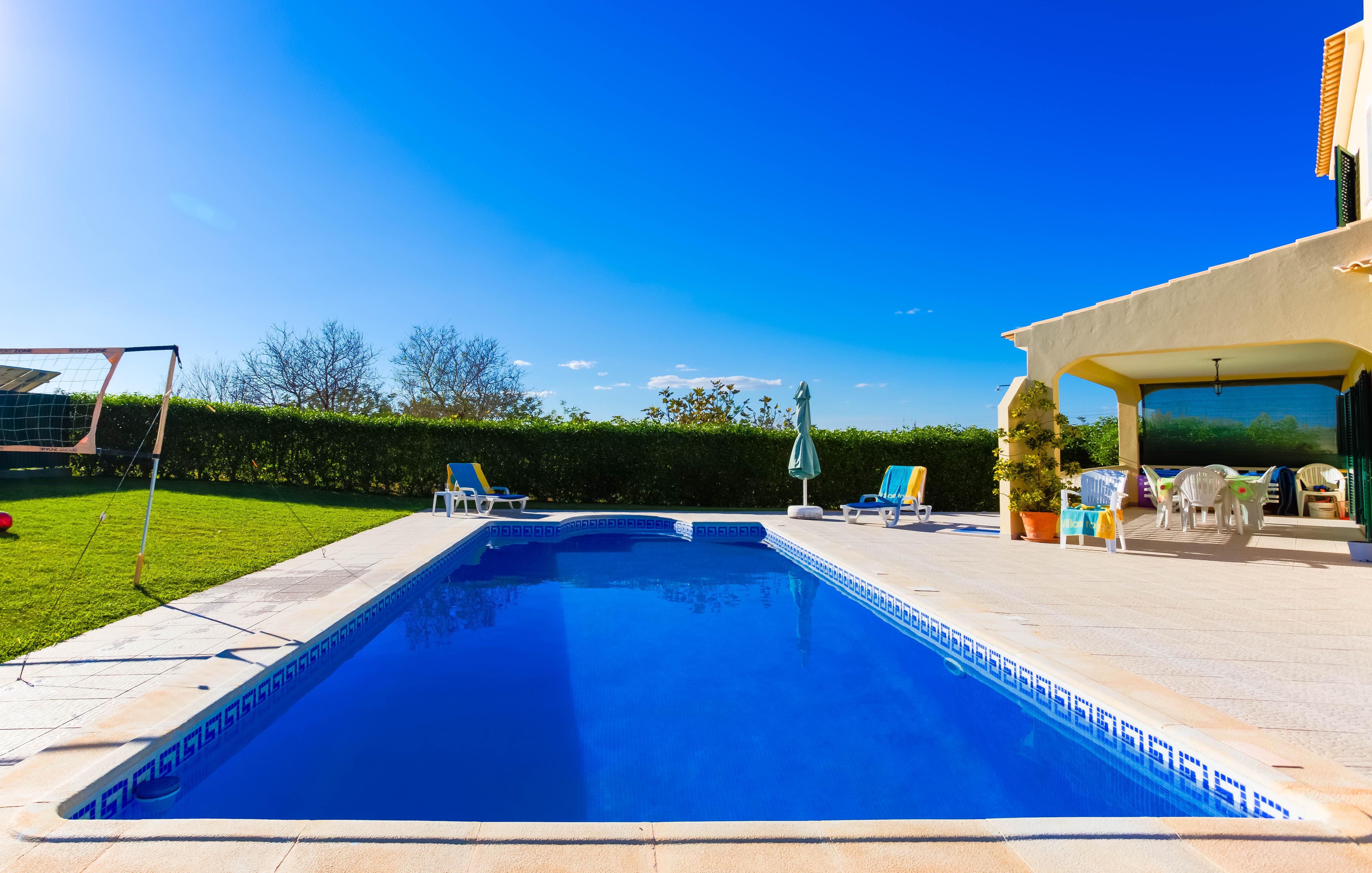 Private Villas to Rent in Albufeira