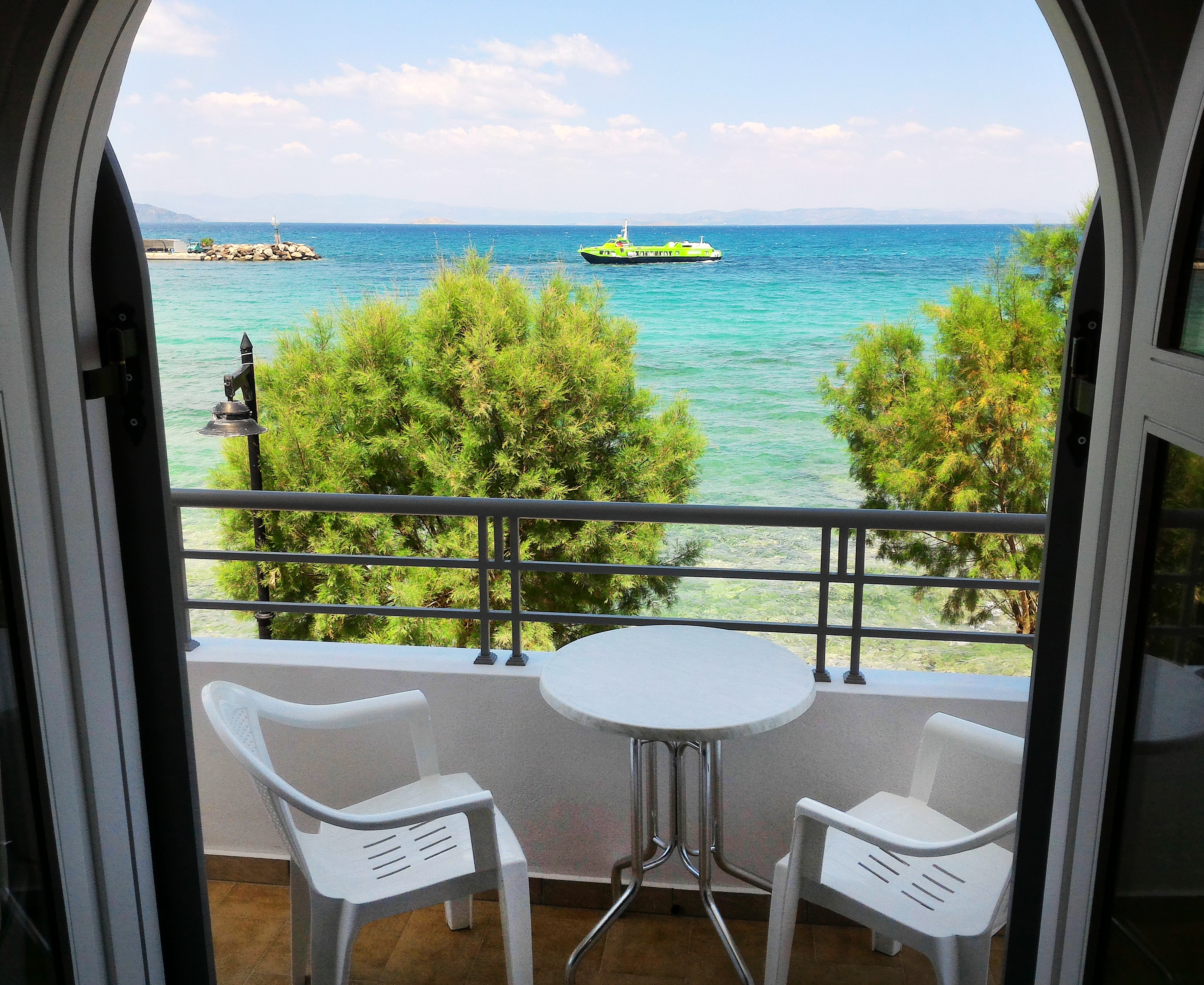 Nontas hotel, Agistri island