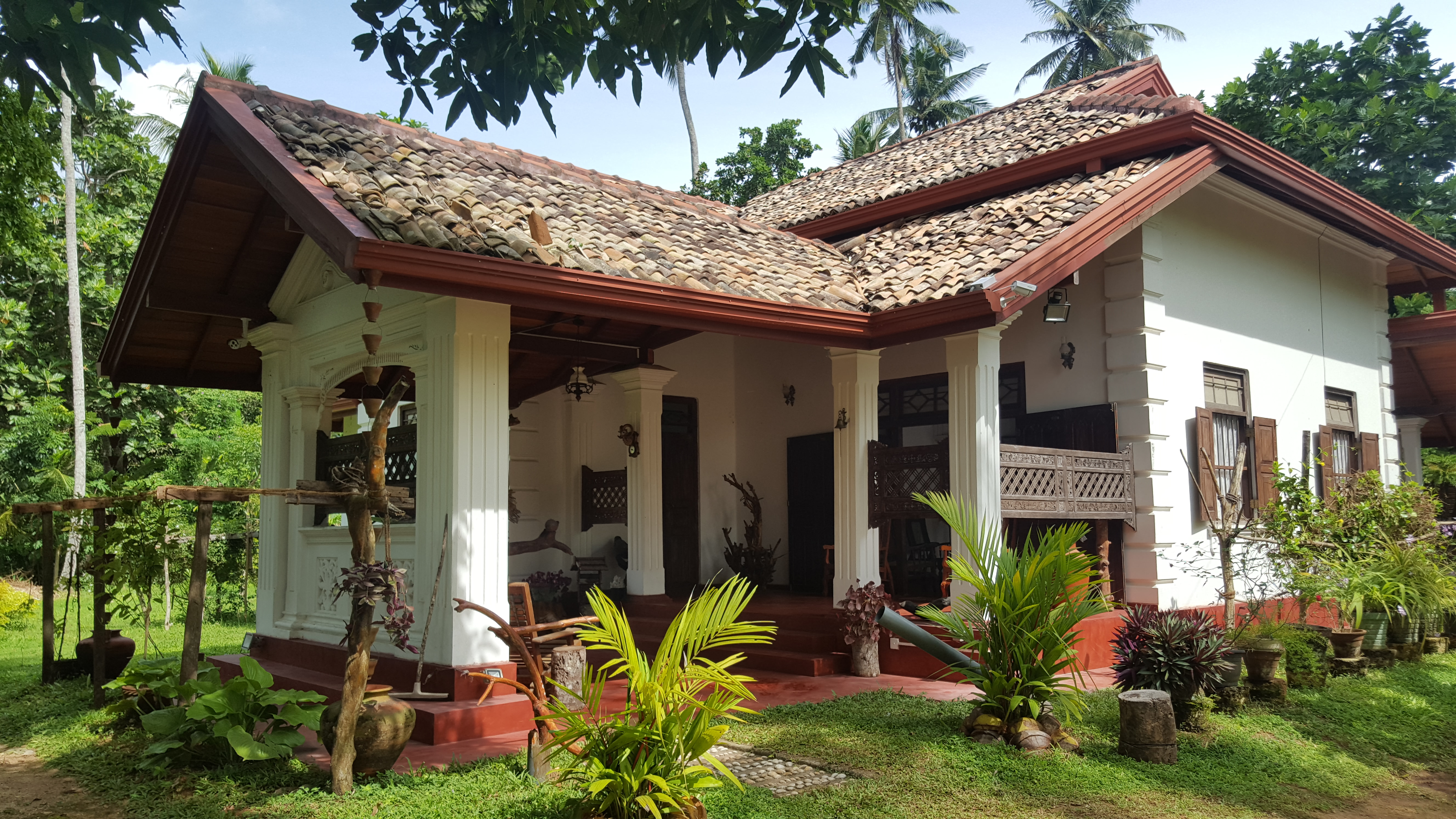 Amaragiri Resort, Mirissa Sri Lanka