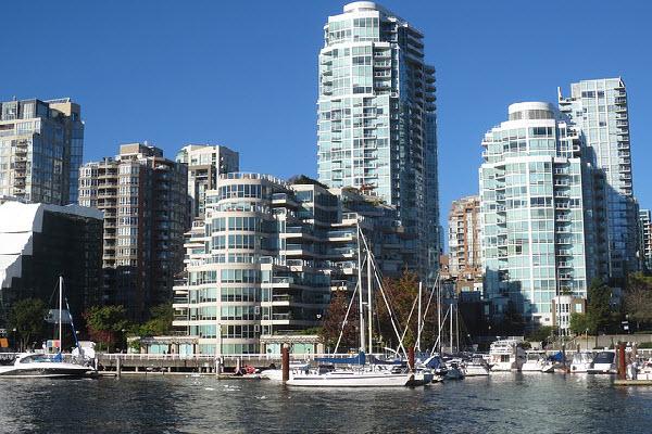 Granville Island in Vancouver, Canada