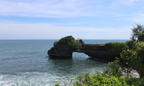 Bali is a Great Vacation Destination