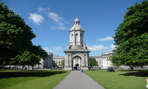 Spend your holidays in Dublin, Ireland with your family. There are many tourists' attractions for families to explore.