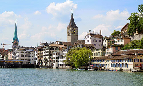 In Zurich there are many tourist attractions which are amazing and it is totally worth to see all of them.