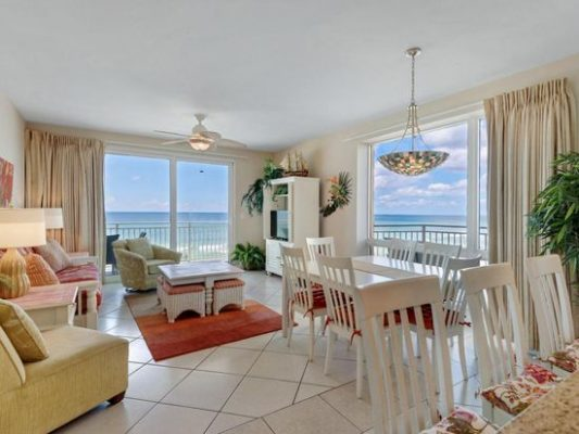 Remarkable cheap 3bd beach condo($600 per week)sleeps 12 - $600