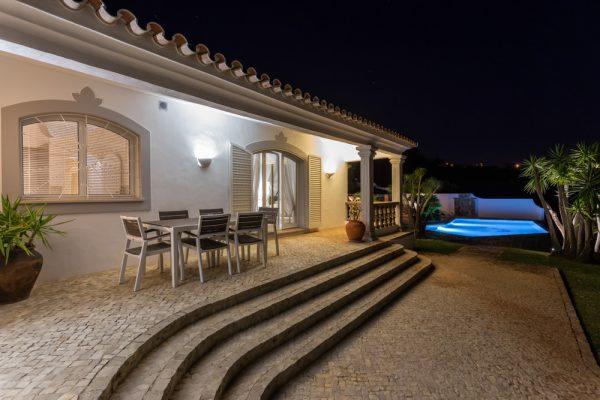 Luxurious algarve villa