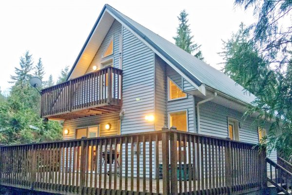 Mt. baker lodging - mt. baker rim cabin #58mbr - 2-bedroom - fireplace - sleeps 6