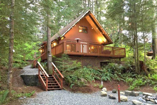 Mt. baker lodging - snowline cabin #98sl - hot tub - bbq - pets ok - wi-fi - sleeps 6