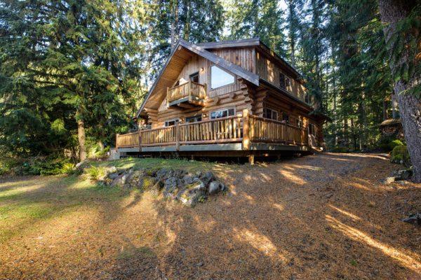 Mt. baker lodging - snowline cabin #33sl - log cabin - hot tub - wifi - sleeps 8