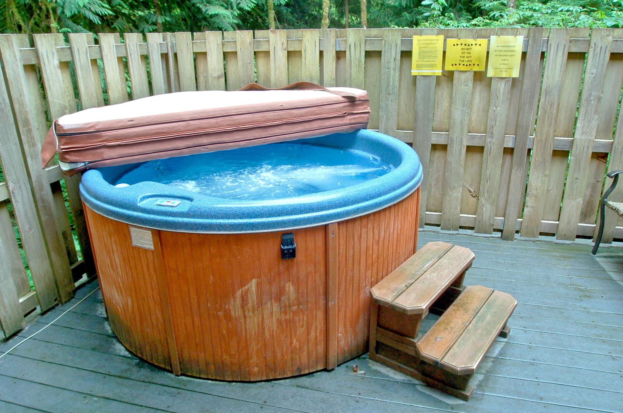 Mt. Baker Lodging – Glacier Springs Cabin #89GS – Hot Tub – Pets Ok – Wi-Fi – Sleeps 4
