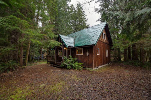 Mt. baker lodging - mt. baker rim cabin #32mbr - bbq - pets ok - wood stove - sleeps 7