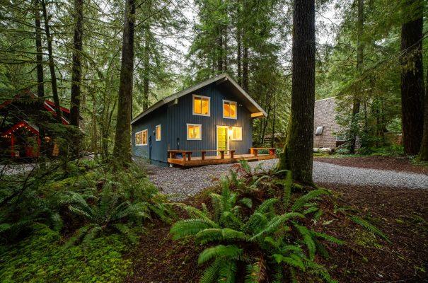 Mt. baker lodging - snowline cabin #66sl - hot tub - wi-fi - 3+ bedroom - sleeps 10