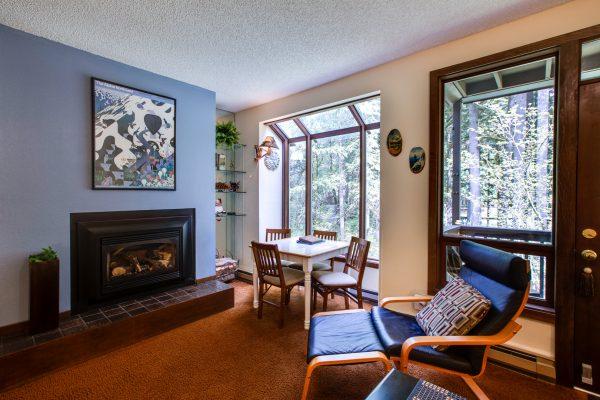 Mt. baker lodging - snowater condo #28sw - fireplace - dishwasher - washer/dryer - sleeps 4