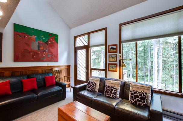 Mt. baker lodging - snowater condo #57sw - fireplace - wifi - sleeps 6